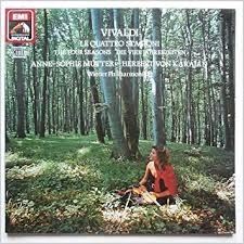 Antonio <b>Vivaldi - Anne</b>-<b>Sophie Mutter</b> , Wiener Philharmoniker ...