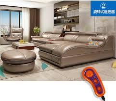 Hot Deal #6868 - Living Room <b>Sofa</b> Set <b>Furniture</b> Real Genuine ...