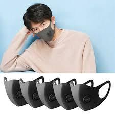 Mijia <b>Smartmi Mask Anti-Haze Professional</b> Protective Face Cover ...