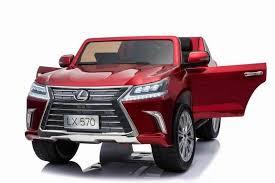 <b>Электромобиль Dake Lexus LX570</b> 4WD MP3 - DK-LX570-RED ...