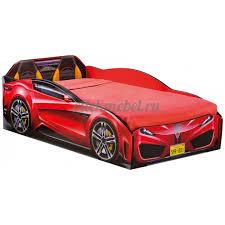 <b>Кровать машина Cilek spyder</b> car red - купить по лучшей цене с ...