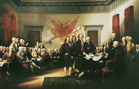 the declaration of independence  ushistory org declaration images trumbull large1 jpg