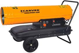 <b>Тепловая пушка Carver EHDK-40W</b> оранжевый 01.005.00014 ...
