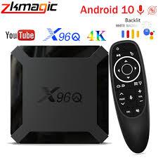 <b>X96Q Android</b> TV Box 2GB RAM 16GB ROM Allwinner H313 Quad ...