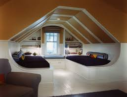 attic living room design youtube:  smart attic bedroom design ideas