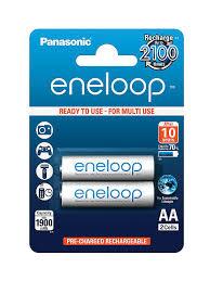<b>Аккумулятор</b> Eneloop <b>AA</b> 1900mAh <b>Panasonic</b> 7146494 в ...