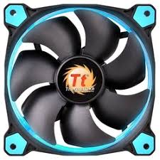 «<b>Вентилятор</b> Thermaltake <b>Fan Tt Riing</b> 14 LED 140mm Blue CL ...