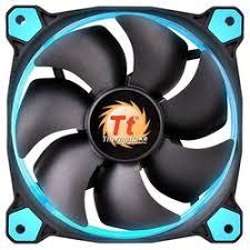 «<b>Вентилятор Thermaltake Fan</b> Tt <b>Riing</b> 14 LED 140mm Blue CL ...