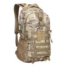 1050D Nylon 40L <b>Military Tactical Assault Pack</b> Backpack Sport Bag ...
