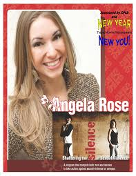 The office of Campus Programming and Leadership Development invites the College community to our New Year, New You program with Angela Rose on Thursday, ... - AngelaRose-UndertheDome