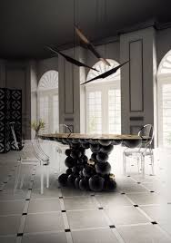 Dining Room Furniture Brands 15 Modern Dining Tables From Top Luxury Furniture Brands