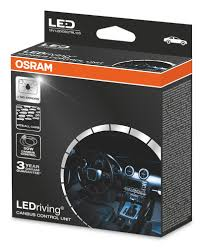 <b>LEDCBCTRL103 OSRAM</b> LED Canbus Control Unit for FOG 2 x ...