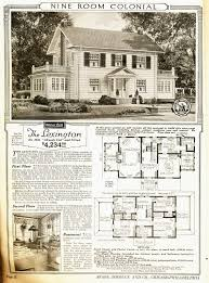 The Sears Lexington  A Real Class Act   Sears Modern HomesSears Lexington from a late s Sears catalog