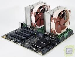 Обзор процессорного <b>кулера Noctua NH-U14S</b> DX-3647 ...