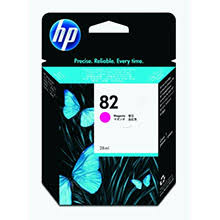 <b>HP</b> No.<b>82 Magenta</b> Ink Cartridge (<b>28ml</b>)