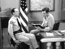 Barney Fife The Preamble To The Constitution - YouTube