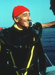 Resultado de imagem para jacques cousteau
