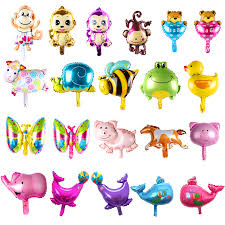 Online Shop Aluminum helium balloons <b>party</b> decoration / cartoon ...