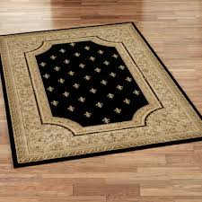 de lis kitchen rug transitional regent fleur de lis rectangle rug