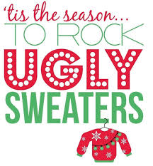 christmas flyer clipart clipartfest ugly christmas sweater party