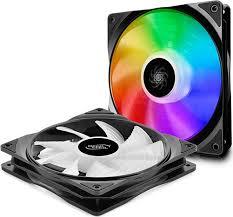 Купить <b>Вентилятор Deepcool CF</b> 140 2 in 1, 140мм, 2шт, RGB в ...