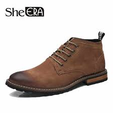 Detail Feedback Questions about <b>She ERA</b> Autumn Men <b>Leather</b> ...