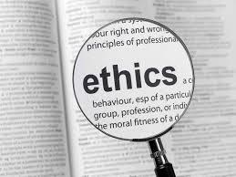 "comprehensive essay on ""ethics"""