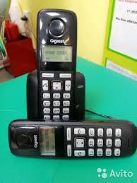 <b>Радиотелефон Gigaset</b> A220a <b>duo</b> - Бытовая электроника ...