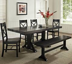 dining room pub style sets: dining room pub style sets with triangle wooden table and  stools