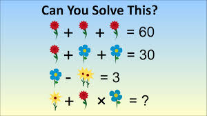 flower math problem adults stumped by question for kids in flower math problem adults stumped by question for kids in
