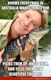 Steve Irwin's Quotes