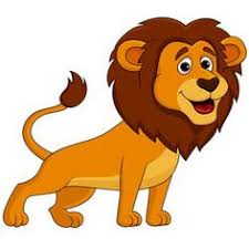 Image result for cartoon lion