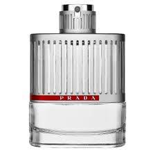 <b>Prada Luna Rossa</b> Eau De Toilette Spray, Cologne for Men, 3.4 Oz