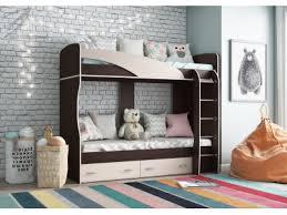 <b>Кровать</b> 2-х ярусная <b>Мийа</b> (МК <b>Стиль</b>) — купить в интернет ...