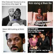 Ellez Sandas Blog: Top 10 Funniest Drake Versus Meek Mill Memes via Relatably.com