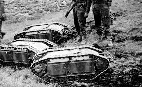 bizarre war machines from world war two heritagedaily 10 bizarre war machines from world war two