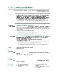 Graduate Nurse Resume Example Nursing Resume Objective Nurse     Template For Resume  really good resume examples  cv resume       job