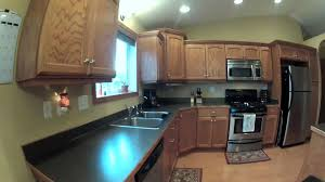 kitchen remodel split level home