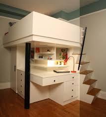 cool practical kids loft bed with study desk idea amazing loft bed desk