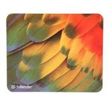 <b>Коврик</b> для мыши <b>Defender Sticker</b>, 220x180x0.4 мм, МИКС ...