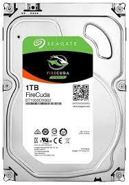 Гибридный <b>диск</b> (SSHD) <b>Seagate FireCuda</b> 1 TB ST1000DX002 ...
