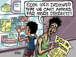 fdi cartoons arriere pensee common man fdi cartoon n political cartoons