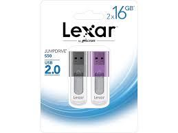 <b>Lexar JumpDrive S50 16GB</b> USB 2.0 Flash Drives 2071292 ...