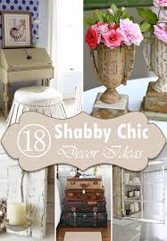 Shabby Chic Decor 18 Diy Shabby Chic Home Decorating Ideas On A Budget