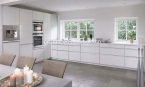 gloss kitchen cabinets attractive
