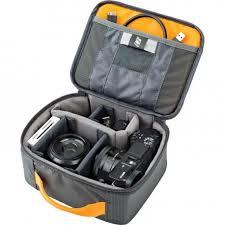 <b>Сумка Lowepro GearUp Camera</b> Box Medium (Серая)