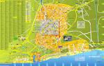 PLAN ARGELES -SUR-MER - Plan, carte et relief d Argels-sur-Mer