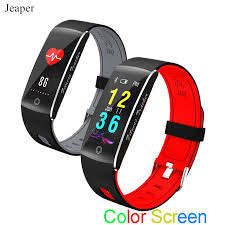 <b>Smart Bracelet F10</b> Heart Rate Sleep Monitor Smartwatch Men ...