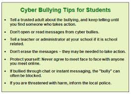 more cyber bullying tips  the anti bully blogmore cyber bullying tips