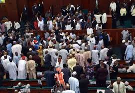 reps set for rowdy session as n    assembly resumes today   talk of naijathe house of representatives   witness a rowdy session as it resumes today  tuesday  in connection   the alleged budget padding scandal in the chamber